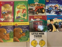 Used Reading books for children from 4-8 year in Dubai, UAE