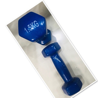 Used 2 PCs blue Dumbell 1.5kg each ♥️ in Dubai, UAE