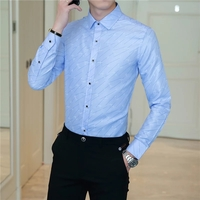 Used Brand new light blue formal shirt size M in Dubai, UAE