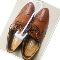 Used Mens formal shoes brown size 44 ♥️ in Dubai, UAE