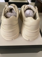 Used Gucci girls sneakers size 33 in Dubai, UAE