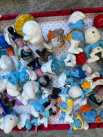 Used Smurfs characters 32 in Dubai, UAE