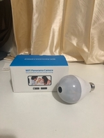 Used Wifi Panoramic Bulb Security Camera(2) in Dubai, UAE