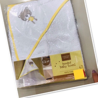 Used Kirkton House Hooded BabyTowel 💙 in Dubai, UAE