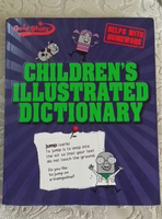 Used Children's Illustrated Dictionary ENG. in Dubai, UAE