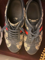 Used Gucci authentic shoes size 33 in Dubai, UAE