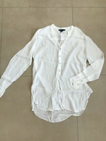 Used Armani Exchange white shirt  in Dubai, UAE