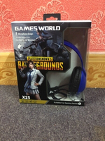 Used PUBG GAMING HEADSET  in Dubai, UAE