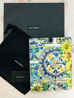 Used Dolce and Gabbana Leather Tablet Case  in Dubai, UAE