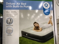 Used Deluxe Air Bed with Built in Air Pump in Dubai, UAE