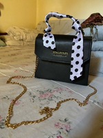 Used Jingpinpj bag with scarf in Dubai, UAE