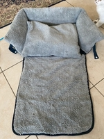 Used Cat or dog bed  + toy in Dubai, UAE
