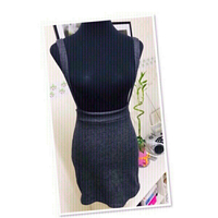 Used Gray Jumper style skirt size Small ♥️ in Dubai, UAE