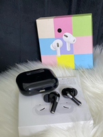 Used Black AirPod For use iPhone 📱 android  in Dubai, UAE
