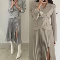 Used New skirt with jacket, size S/M  in Dubai, UAE