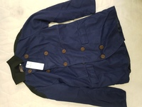 Used XL size turn down collar coats x1 in Dubai, UAE