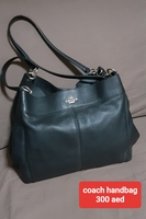 Used Coach lexy handbag. Was 1970 aed. in Dubai, UAE
