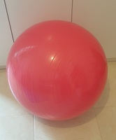 Used Fitness ball 75 cm diameter in Dubai, UAE