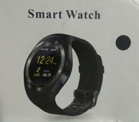 Used HD Smart Watch Black in Dubai, UAE