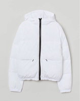 Used New White Puffer Jacket in Dubai, UAE