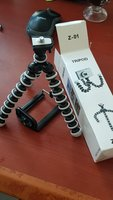 Used Mobile And Camera  stand small in Dubai, UAE