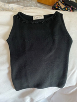 Used Set of top and cardigan. Small  in Dubai, UAE