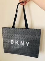 Used DKNY paper bag in Dubai, UAE