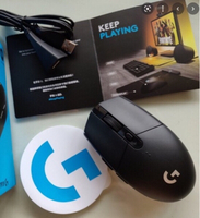 Used Brand New Logitech Wireless Gaming mouse in Dubai, UAE