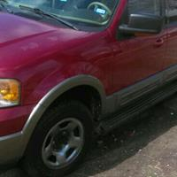 Used Expedition Eddie Bauer in Dubai, UAE