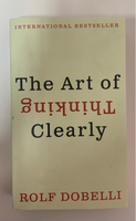 Used The Art of Thinking Clearly book in Dubai, UAE