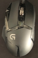 Used Logitech G502 gaming mouse in Dubai, UAE