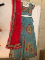 Used New lehenga high quality  in Dubai, UAE