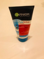 Used New garnier face wash, not used  in Dubai, UAE