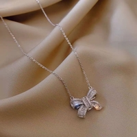 Used New bow necklace in Dubai, UAE
