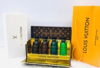 Used Louis Vuitton Miniature 4 pcs set unisex in Dubai, UAE