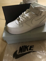 Used Nike Shoes Air force 1 Brand new size 45 in Dubai, UAE