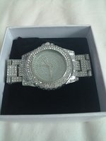 Used Lupai 2 Fashion Watch Stainless Silver in Dubai, UAE