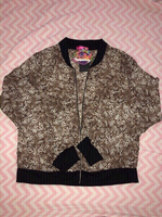 Used Brand New Leopard Sheer Jacket  in Dubai, UAE