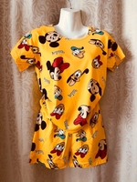 Used Mickey Mouse pyjama size M in Dubai, UAE