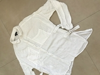 Used White shirt oversized  in Dubai, UAE