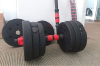 Used Convertable Dumbell 30kg in Dubai, UAE