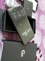 Used LG G6 in brand new condition with box in Dubai, UAE