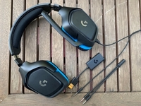 Used Logitech G432 Wired Gaming Headset PC in Dubai, UAE