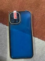 Used iPhone 12 Pro Double sided Buckle Case in Dubai, UAE