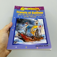 Used BOOKS FOR AED 15💥 Gulliver travels in Dubai, UAE