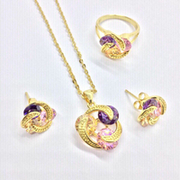 Used ‏Jewelry Set Gold Color  in Dubai, UAE