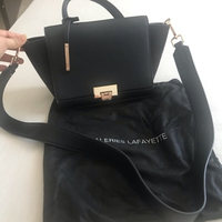 Used Original Galleria Lafayette Velvet Bag  in Dubai, UAE