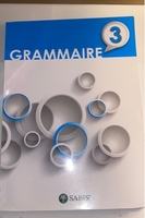 Used Grammaire 3 French book sabis in Dubai, UAE