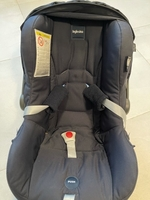 Used Car seat for the new born baby in Dubai, UAE