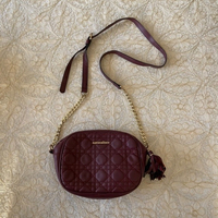 Used Naturalizer burgundy handbag in Dubai, UAE